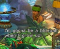 i'm gonna be a blitzball when I grow up